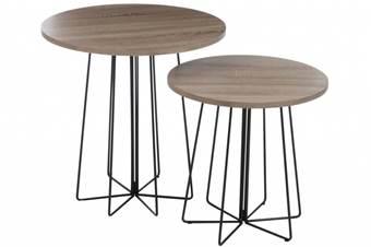 duverger-tight-bijzettafels-set-van-2-naturel-houten-blad