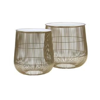 light-living-bijzettafel-suno-wit-brons-set-van-2